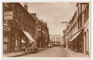 Berkshire; Maidenhead, Queen Street RP PPC, 1956 Local PMK By Valentines