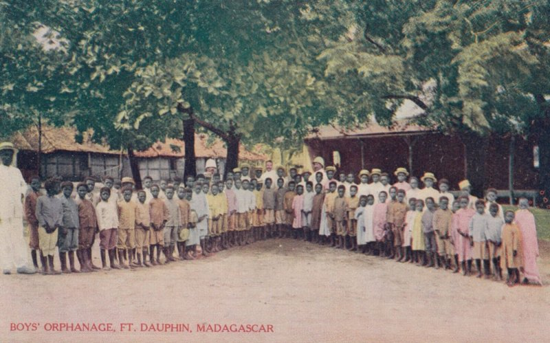 FT. DAUPHIN (Madagascar) , 00-10s ; Boy's Orphanage