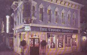 The Upjohns Companys Old Fashioned Drugstore In Disneyland Anahem California