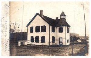 Connecticut  Attawaugan , School House , RPC