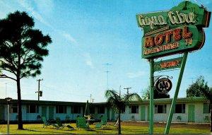 Florida Okeecobee Aqua Aire Motel