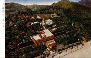 Japan Kyoto Higashiyama Hills The Miyako Hotel