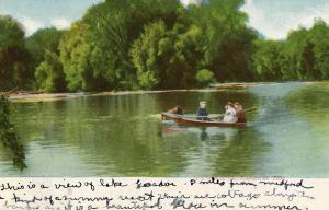 WI - Lake Esadore near Medford