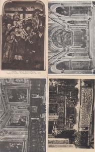 Napoli Crucifixion Domenico Maggiore 4x Religious Postcard s