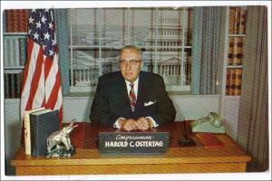 Harold C Ostertag 39th Dist, NY