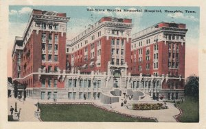 MEMPHIS , Tennessee , 1915 ; Tri-Store Baptist Memorial Hospital