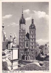 RP: Krakow , Poland , 30-50s ; Kosciot N. P. Maru