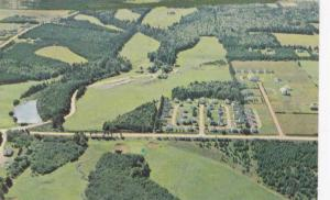 Green Gables Golf Course (Aerial View) , P.E.I. , Canada , 50-60s
