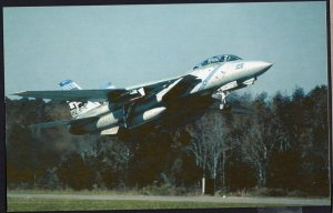 F-14B Tomcat Two-Seat Carrier-Based Air Defense Aircraft Airplane 1950s-1970s