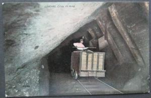 Loading Coal In Mine Unposted