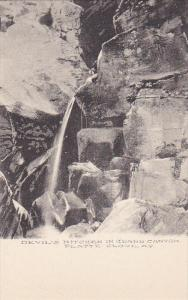 Devil´s Kitchen In Grand Canyon, PLATTE CLOVE, New York, 1900-1910s (2)