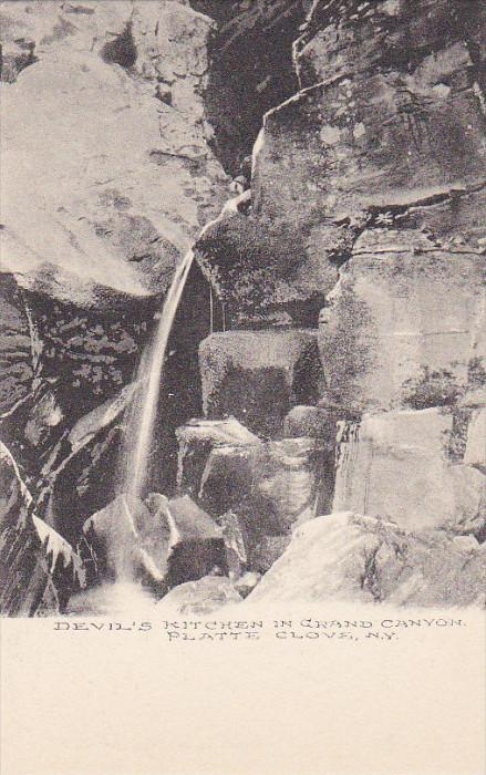 Devil's Kitchen in Grand Canyon , PLATTE COVE , New York , 00-10s