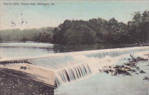 Gwynn Falls Gwynn Oak Baltimore Maryland 1915