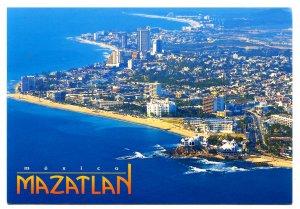 Mexico - Mazatlan. Aerial View