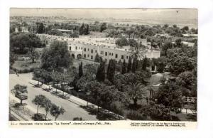 RP; Panorama visto desde La Torre.-Garci-Crespo,Teh.,Pue.Mexico, 30-40s