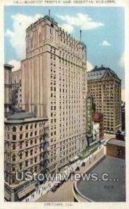 Masonic Temple - Chicago, Illinois IL