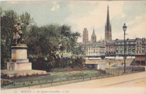 Le Square Corneille, ROUEN (Seine Maritime), France, 1900-1910s