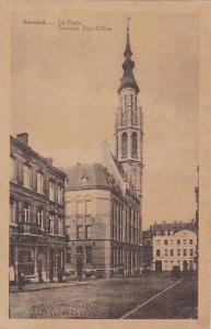 La Poste, General Post Office, Verviersm (Liege), Belgium, 1910-1920s