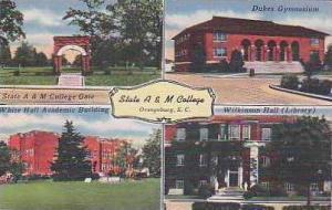 South Carolina Orangeburg State A and M College