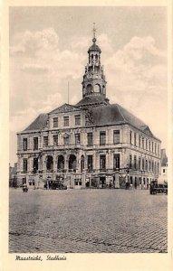 Stadhuis Maastricht Holland Unused