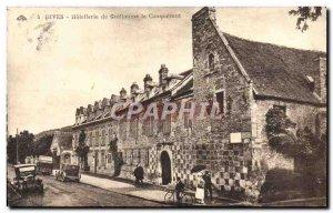 Old Postcard Dives William the Conqueror Hotellerie