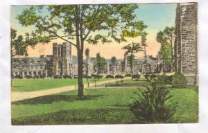 Campus North from the Union, Duke University, Durham, North Carolina, 00-10s