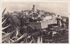 RP, Panorama, Vue Generale, St. Paul (Alpes Maritimes), France, PU-1934
