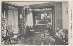 NIAGARA FALLS , New York , 00-10s ; Parlors, The Edwards