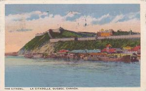 The Citadel, Quebec, Canada, PU-1938