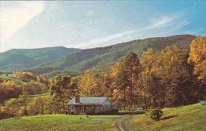 Fort Lewis Mountain Salem Virgrinia