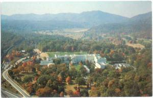 The Greenbrier, White Sulphur Springs, West Virginia ,WV, Chrome