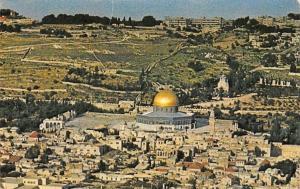 Israel Jerusalem Old City, Vue Generale