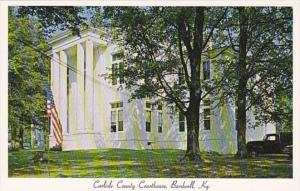Kentucky Bardwell Carlisle County Court House