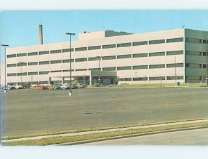 Unused Pre-1980 HOSPITAL SCENE Marshfield Wisconsin WI W2581