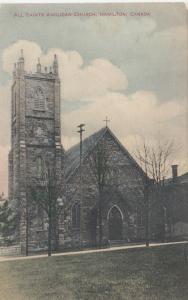 HAMILTON, Ontario , 1908 ; All Saints Anglican Church