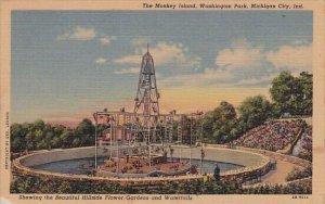 The Monkey Island Washington Park Michigan City Indiana