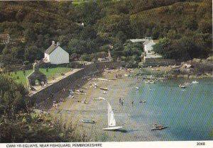 England Cwm-Yr-Eglwys Near Fishguard Near Pembrokeshire
