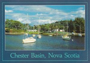 Canada Nova Scotia Chester Basin
