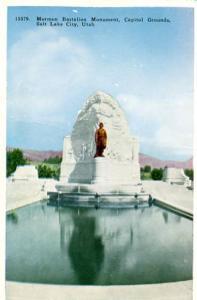 UT - Salt Lake City, Mormon Battalion Monument