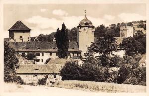 Wasserburg Kapellendorf Gesamtansicht Chapel Partial view