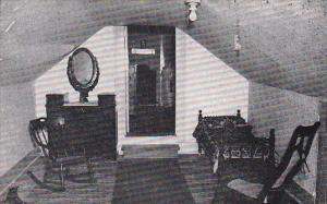 Indiana Greenfield The Boys Room Home and Birthplace Of James Whitcomb Riley