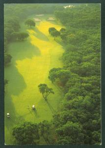 OCEAN REEF GOLF CLUB KEY LARGO FLORIDA Course Green Continental Postcard