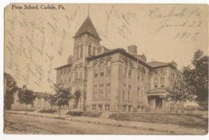 Penn School Carlisle PA 1917