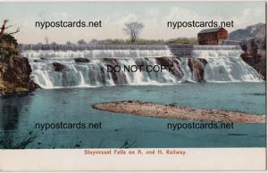 Stuyvesant Falls on A. & H. Railway