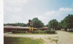 DETROIT, Michigan, 1930-1940´s; EZ-EE Rest Motel, U.S. Highway 24