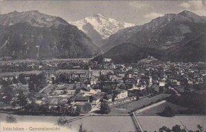 Switzerland Interlaken Generalansicht