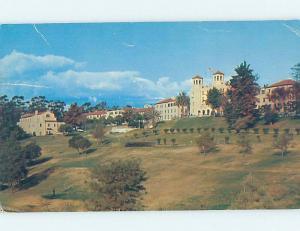 Pre-1980 MILITARY NAVY HOSPITAL San Diego California CA d5727