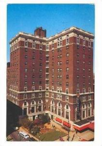 The Poinsett Hotel ( Exterior),Greenville,SC,PU-1958