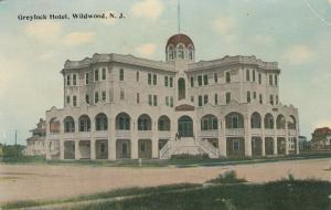 WILDWOOD , New Jersey , 1900-10s ; Greylock Hotel