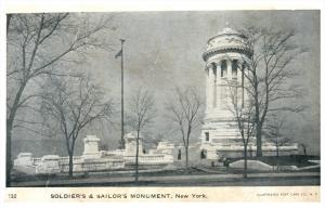 15112 New York City    Soldiers and Sailor's Monument